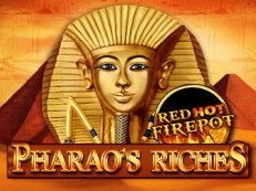pharaohs riches red hot firepot