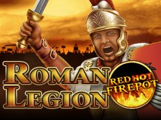 roman legion red hot firepot