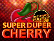 super duper cherry red hot firepot