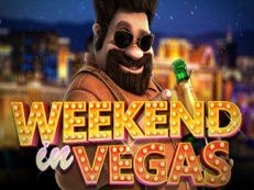 weekend in vegas