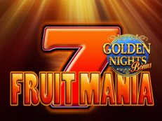 fruitmania golden nights bonus