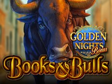 books and bulls golden nights bonus