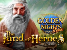 land of hte heroes golden nights bonus