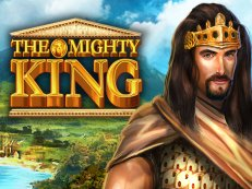 the mighty king