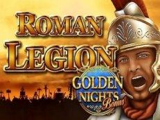 roman legion golden nights bonus