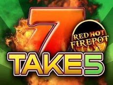 take5 red hot firepot