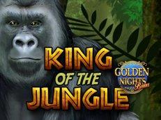 king of the jungle golden nights bonus