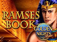ramses book golden nights bonus