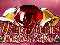 wild rubies christmas