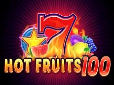 hot fruits 100