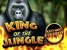 king of the jungle red hot firepot