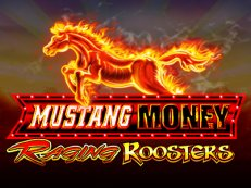 mustang money raging roosters